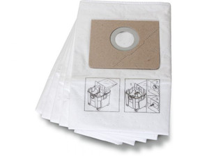 Fein FEIN-31345062010 Turbo II Fleece Filter Bags (Pack of 5)