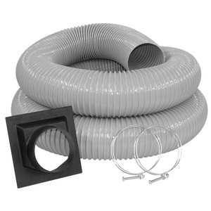 King Industrial K-1054 4 X 10' Dust Collection Hose K