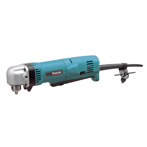 "Makita DA3010F 3/8"" 4.0A Angle-Drill with LED Worklight"