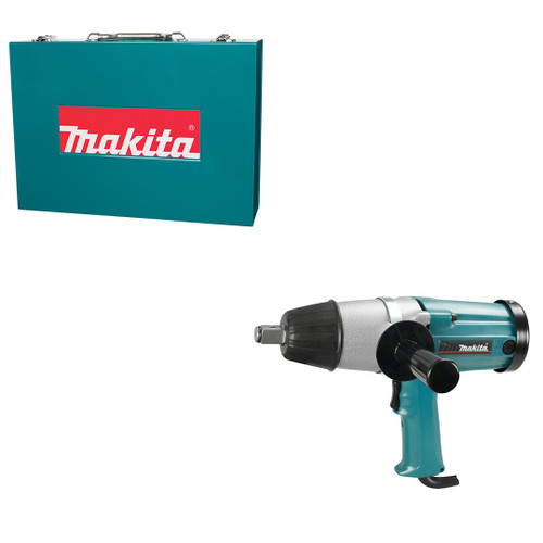 """Makita 6906 3/4"""" 433 ft. 22 lbs Impact Wrench with Case"""