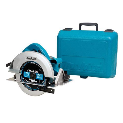 "Makita 5007FAK 15.0A 7-1/4"" Circular Saw with Electric Brake and Case"