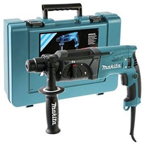 "Makita HR2470F 6.7A 15/16"" Capacity SDS+ Rotary Hammer Drill"