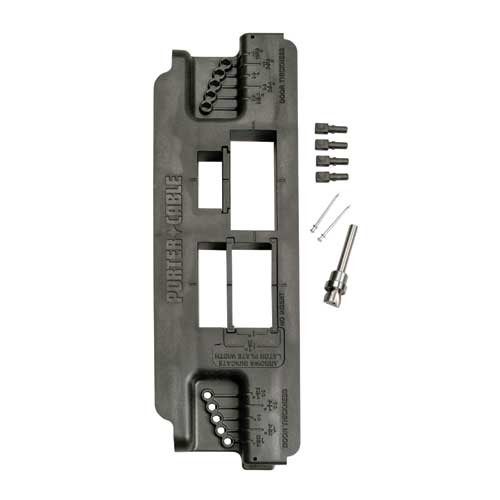 Porter-Cable 59375  Strike and Latch Router Template Kit