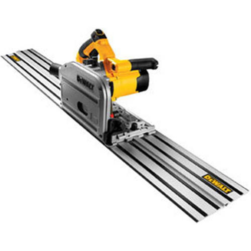 "Dewalt DWS520SK  6-1/2"" 12.0A Corded TrackSaw Kit with 59"" Track"