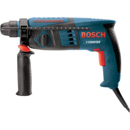 "Bosch 11258VSR 5/8"" SDS-Plus Concrete Drill"