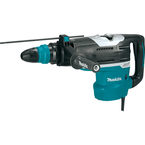 "Makita HR5212C 2"" Advanced AVT Rotary Hammer (Accepts SDS‑MAX Bits)"