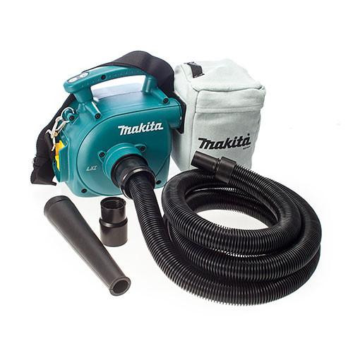 Makita DVC350Z  18V LXT Li-Ion Vacuum Cleaner, Tool Only 3.0L, 2STG, Dry, 120CFM