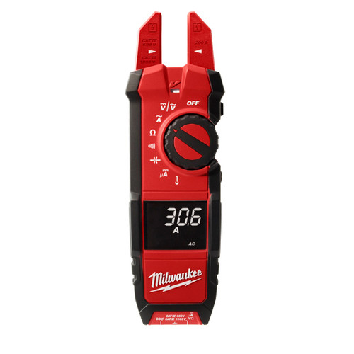 Milwaukee 2206-20  Fork Meter for HVAC/R