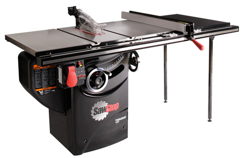 """SawStop SAW-PCS31230TGP236  Professional 10"""" Cabinet Saw 3HP,230V,60Hz with 36"""" T-Glide"""
