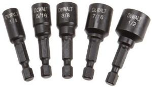 Dewalt DW2235IR  5 Piece Mag Impact Ready Nutsetter
