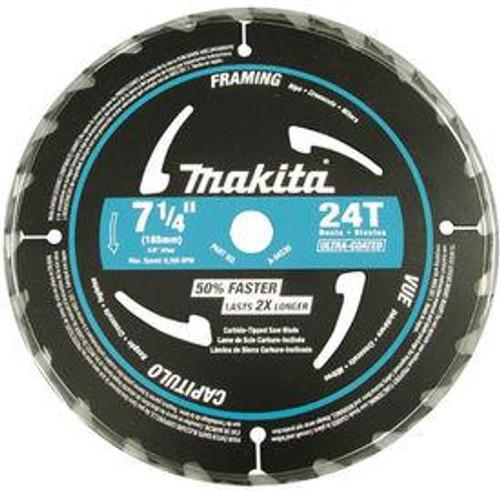 Makita A-94530  7-1/4 x 24T M-Force Blade Black