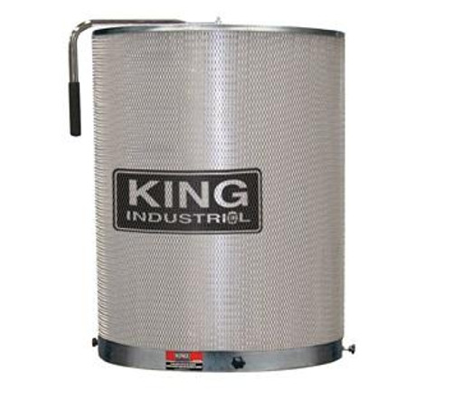 King Industrial KDCF-3500  1 micron Canister Filter For KC-3105+3108+4043