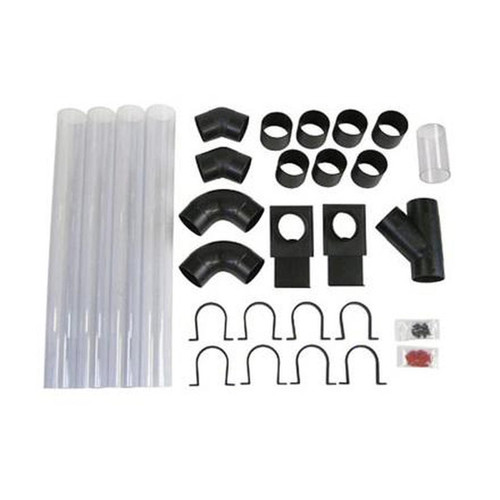 """King Canada KW-270 27 Piece 4"""" Dust Collection Kit"""