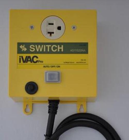 IVAC IVAC-S11520-A-NA Pro Switch, 115VAC, 20A