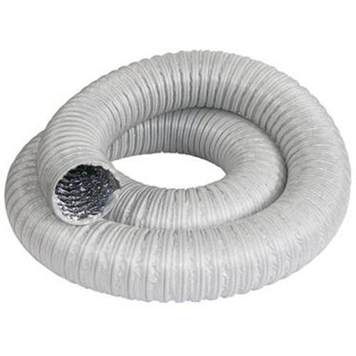 King Canada KM-103 8FT Metal Dust Collection Hose For KC-7200C