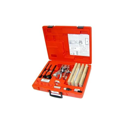 Templaco Tools Inc TEM-BJ-115-C3 Bore Master Deluxe Kit With Carbide Bits (Lock Boring Jig)