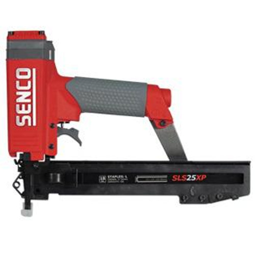 "Senco SLS25XP  18 Gauge 1-1/2"" Length - 1/4"" And 3/8"" Narrow Crown Stapler"
