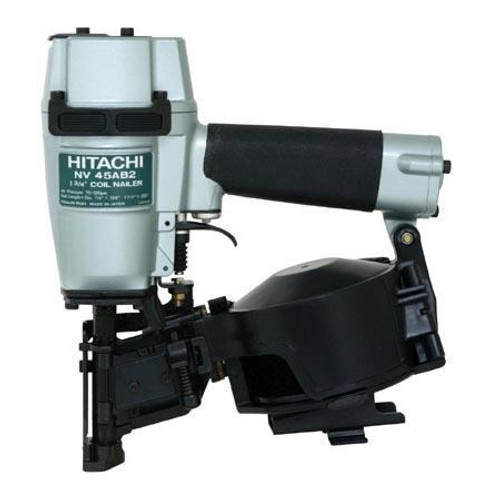 Hitachi HIT-NV45AB2  Coil Roofing Nailer
