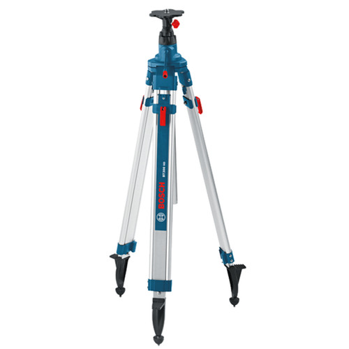 Bosch BT300HD Heavy-Duty Aluminum Elevating Tripod