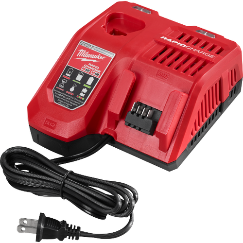 Milwaukee MIL-48-59-1808 M18 + M12 Rapid Charger
