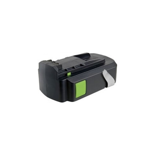 Festool FES-498339 Replacement Battery, 12v 3.0Ah Lithium Ion