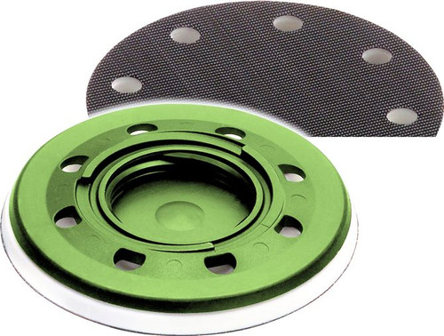 Festool FES-492128  Polishing Sander Backing Pad for RO 125 Sander, D125, 1 Pack
