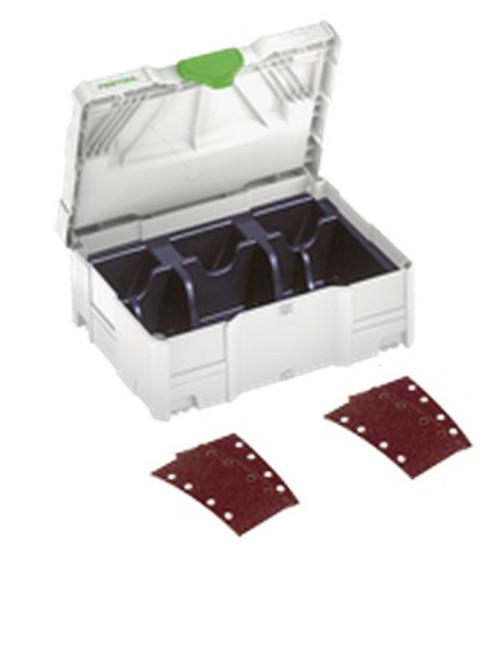 Festool FES-497684GR  RTS400 / LS130 Granat Sanding Paper Set