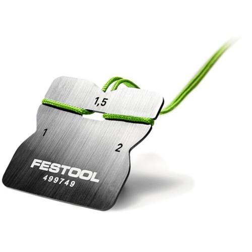 Festool FES-499749 Radius Scraper for Edge Banding