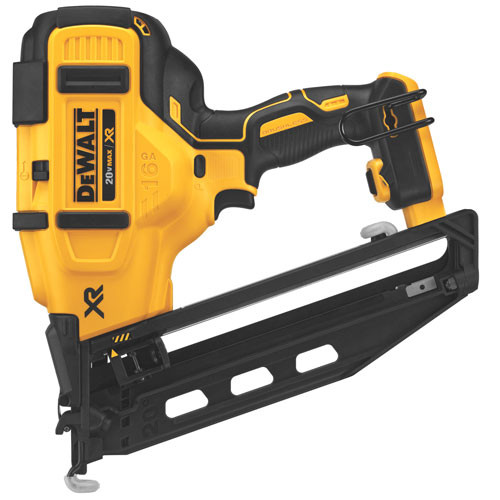 Dewalt DCN660B  20V MAX 16ga Brushless Cordless Angled Finish Nailer -Bare Tool