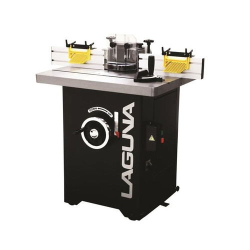 Laguna LAG-MSHAP4SPD-3-0130 Compact Shaper 4 Speed 3HP 1Phase