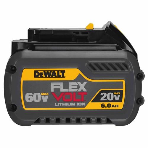 DeWALT DCB606  20V/60V MAX Flexvolt 6.0 Ah Battery