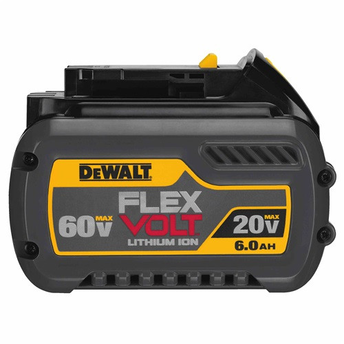 Dewalt DCB606  20V/60V MAX Flexvolt 6.0 Ah Battery