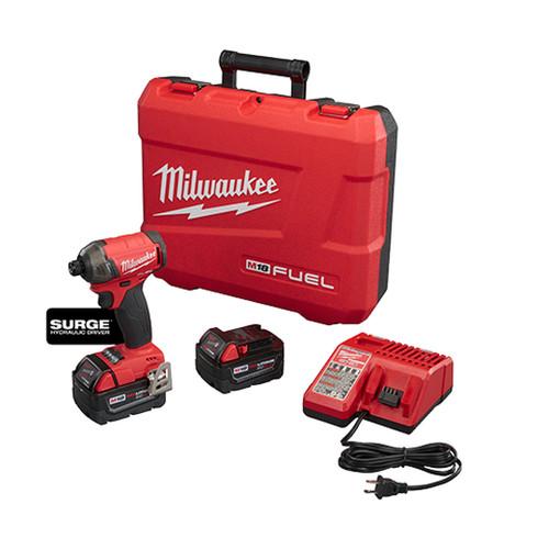 "Milwaukee 2760-22 M18 Fuel Surge 1/4"" Hex Hydraulic Driver"