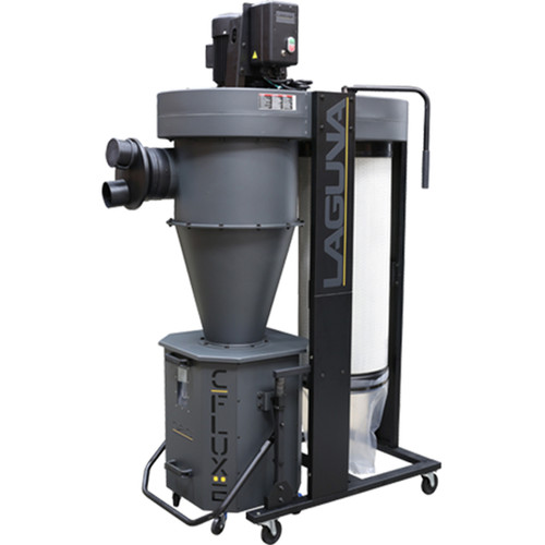Laguna LAG-MDCCF22201 C|Flux 2HP 220V Cyclone Dust Collector