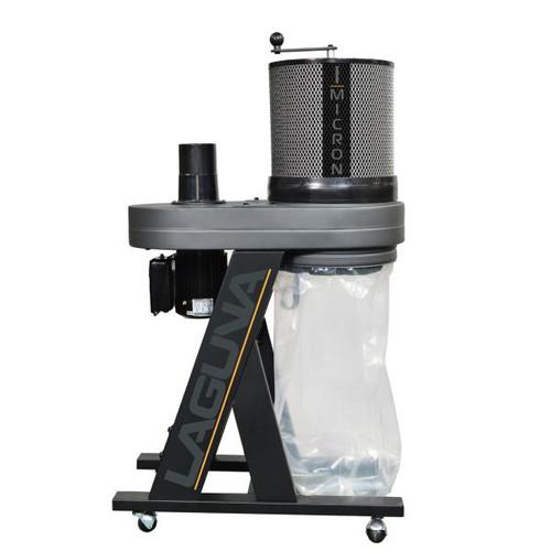 Laguna LAG-MDCBF1110C1M  B|Flux 1HP 110V Canister Dust Collector