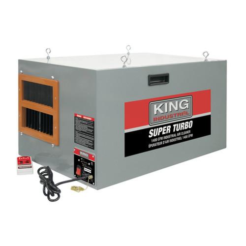 King Industrial KAC-1400 1400 CFM Air Cleaner
