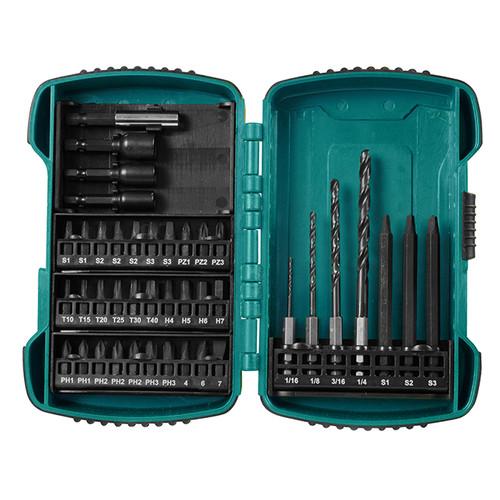 Makita MAK-T-03040 41 Piece Driver & Drill Bit Kit