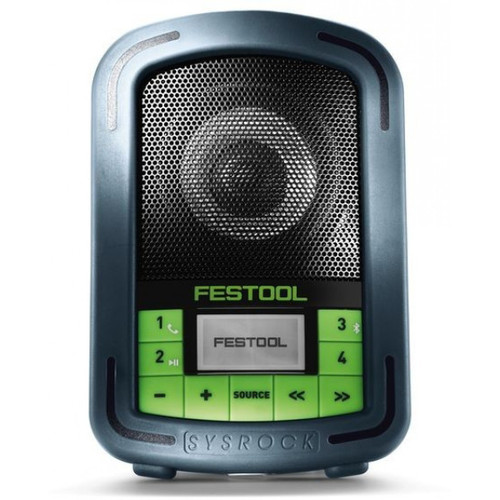 Festool FES-200184  SYSROCK BR 10 Jobsite Bluetooth Radio