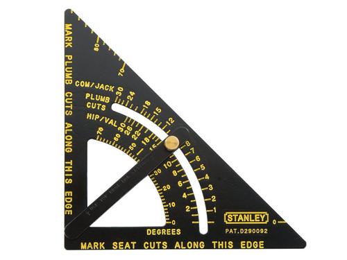 Stanley Hand Tools 46-053  Premium Adjustable Quick Square Layout Tool