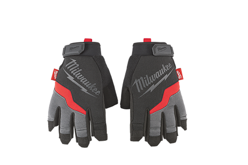 Milwaukee MIL-48-22-874X  Fingerless Work Gloves