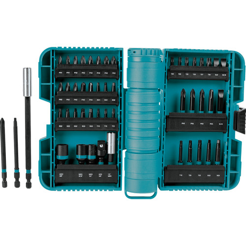 Makita A-98348 50 Pc. ImpactX Driver Bit Set