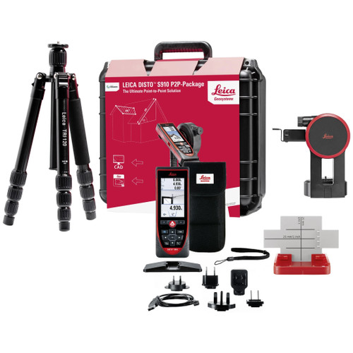 Leica Lasers and Disto LEI-887900 DISTO S910 P2P Pro Kit