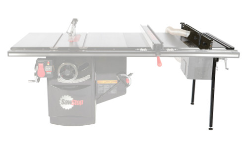 """SawStop SAW-RTTGI  ASSEMBLY: ICS 30"""" In-Line Router Table (RT-F32, RT-PSW, RT-ST2, RT-C30)"""