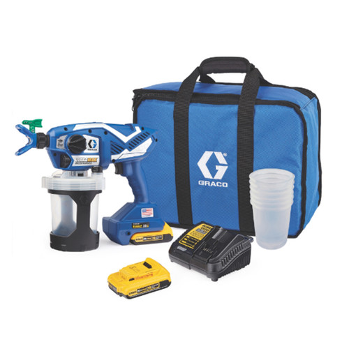 Graco GRAC-17M367 UltraMax Airless HandHeld Cordless Paint Sprayer