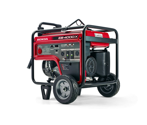 Honda Power Equipment HON-EB4000XC  4000W GFCI Commercial Generator