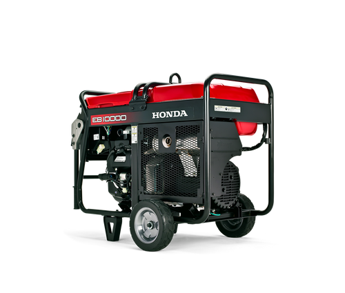 Honda Power Equipment HON-EB10000C  10000W GFCI ES Commercial Generator