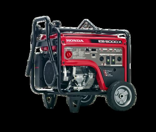 Honda Power Equipment HON-EB5000X3C  5000W GFCI Commercial Generator