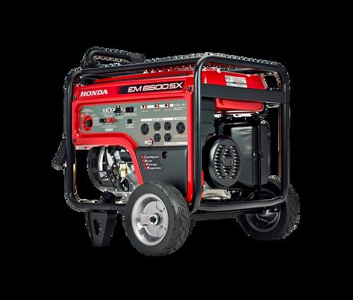Honda Power Equipment HON-EM6500S2C  6500W Commercial Generator ES