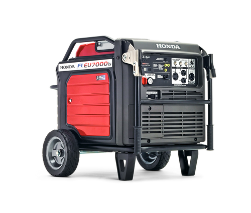 Honda Power Equipment HON-EU7000iSCT1  7000W ULTRA-QUIET GENERATOR