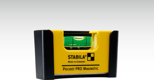 Stabila STAB-11901 POCKET PRO MAGNETIC LEVEL/HOLS